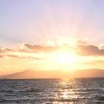 沖島通船年末年始の運航状況のお知らせ