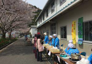 桜まつりが開催されます
